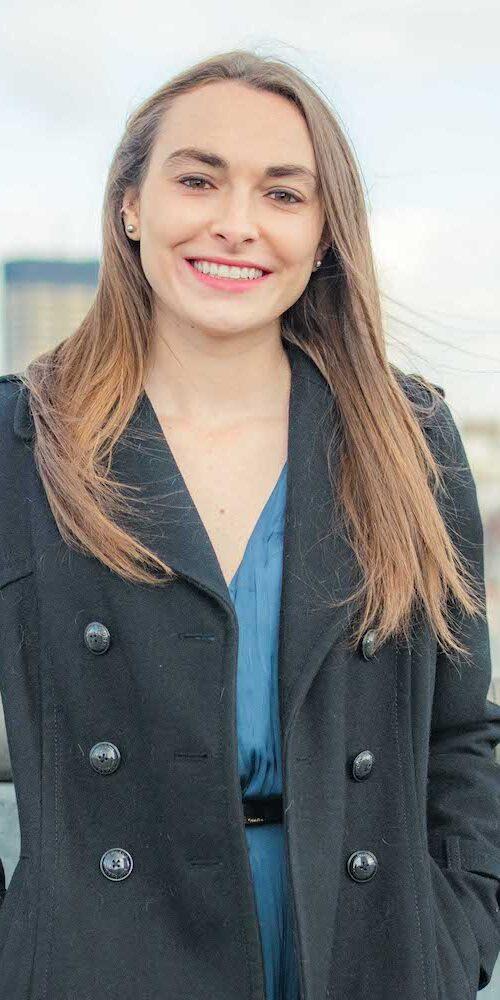 Alexandra Blue Dress