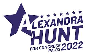 Alexandra M Hunt